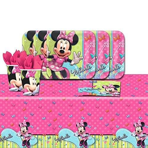 (Minnie Bowtique Party Pack for 16)