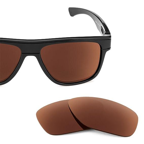 fc4d375e938 Revant Polarized Replacement Lenses for Oakley Breadbox Dark Brown   Amazon.ca  Sports   Outdoors