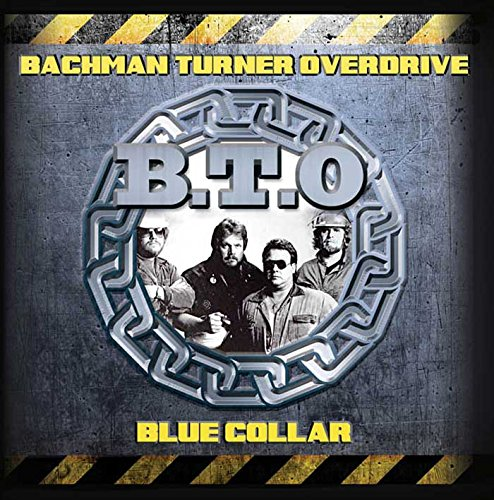 Price comparison product image BACHMAN TURNER OVERDRIVE - BLUE COLLAR