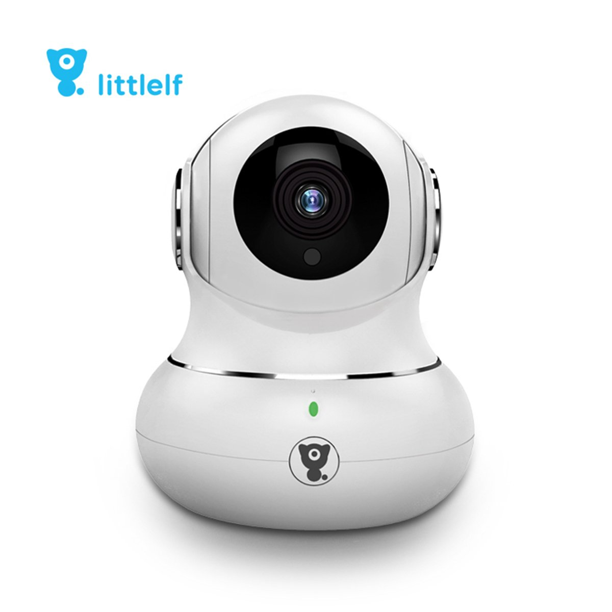 D3D LF-P1s WiFi CCTV Indoor Security Camera (White)