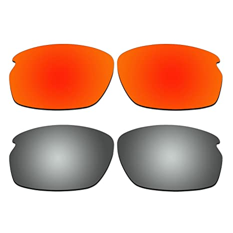 606de5380c Image Unavailable. Image not available for. Color  ACOMPATIBLE 2 Pair Replacement  Polarized Lenses for Oakley Carbon Shift Sunglasses OO9302 ...