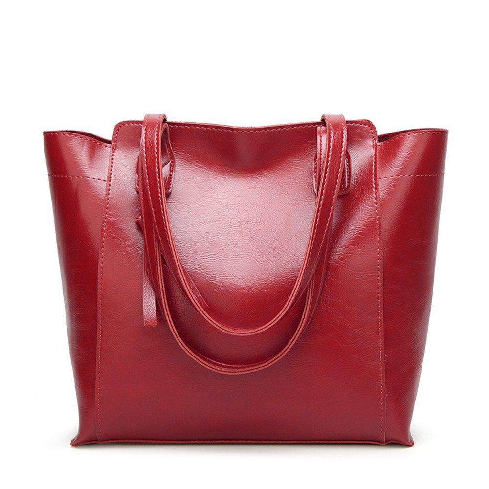 Meaeo Single Shoulder Shoulder Shoulder Bag Handbag Large Capacity Bag Simple And Geschwarzus,rot B07F272BCL Schultertaschen Creative d7be77