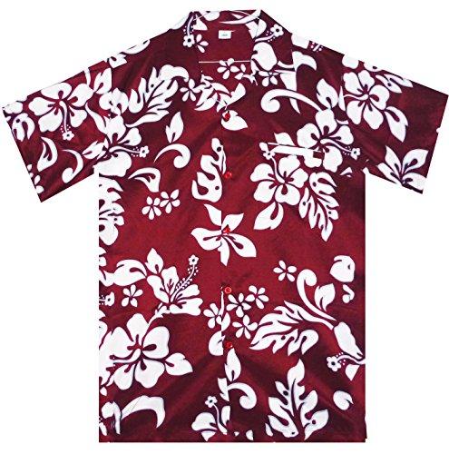 Silk Aloha Shirts - 7