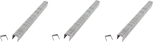 10,000 per box B/&C Eagle 71//08 5//16-Inch Length x 3//8-Inch Crown x 22 Gauge Galvanized Fine Wire Staples B /& C Eagle