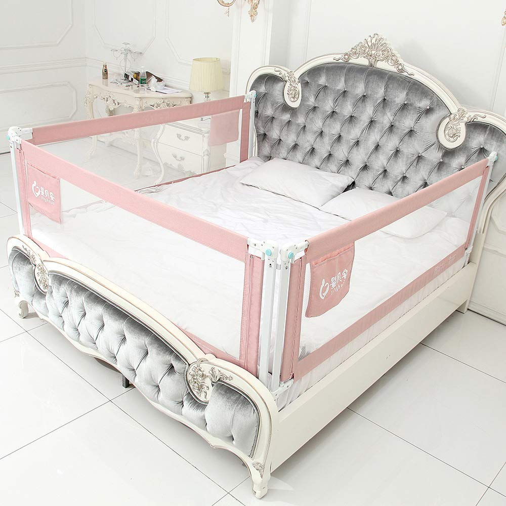 Amazon.com: 3 Set King (2 Set for 2 Length Side of The Bed ...
