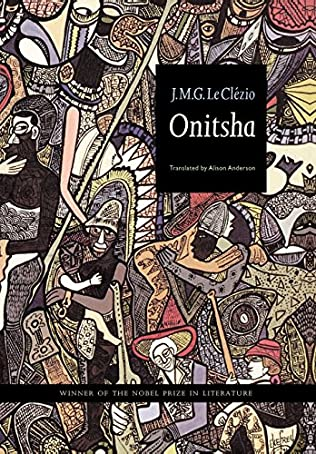 book cover of Onitsha