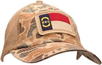 159a7bbdd46eb North Carolina State Flag - Trucker Hat