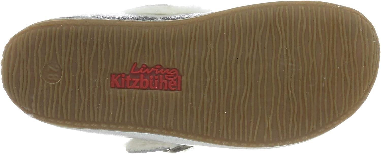 Living Kitzb/ühel Pantoffel Mit Schnalle Und Pl/ã/¼SCH Chaussons Mules Fille