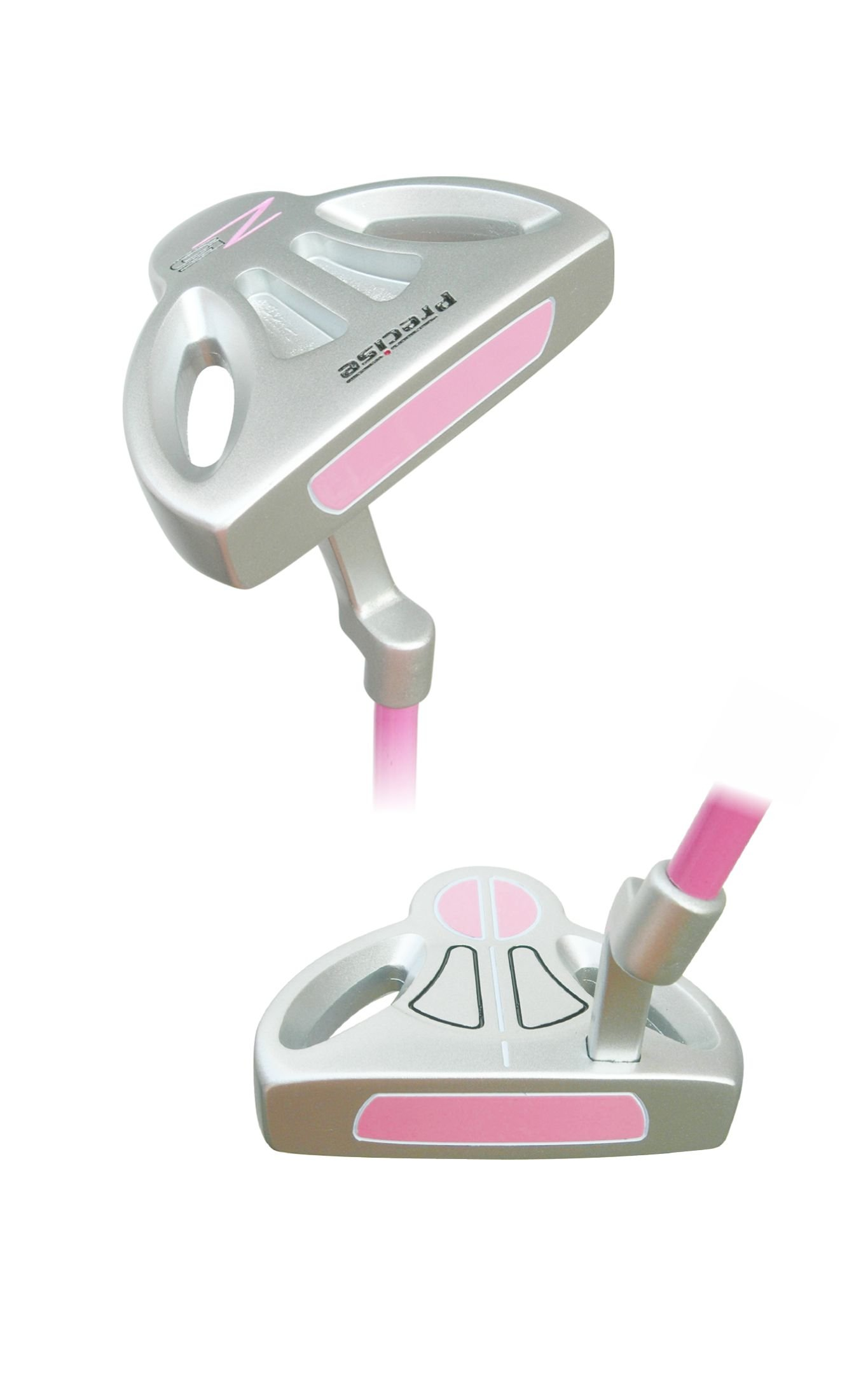 Top Performance Left Handed Junior Golf Club Set for Ages 3 to 5 Girls (Pink, Left Handed) - Height 3'8'' Inches to 4'4'' Inches by Top Performance (Image #5)