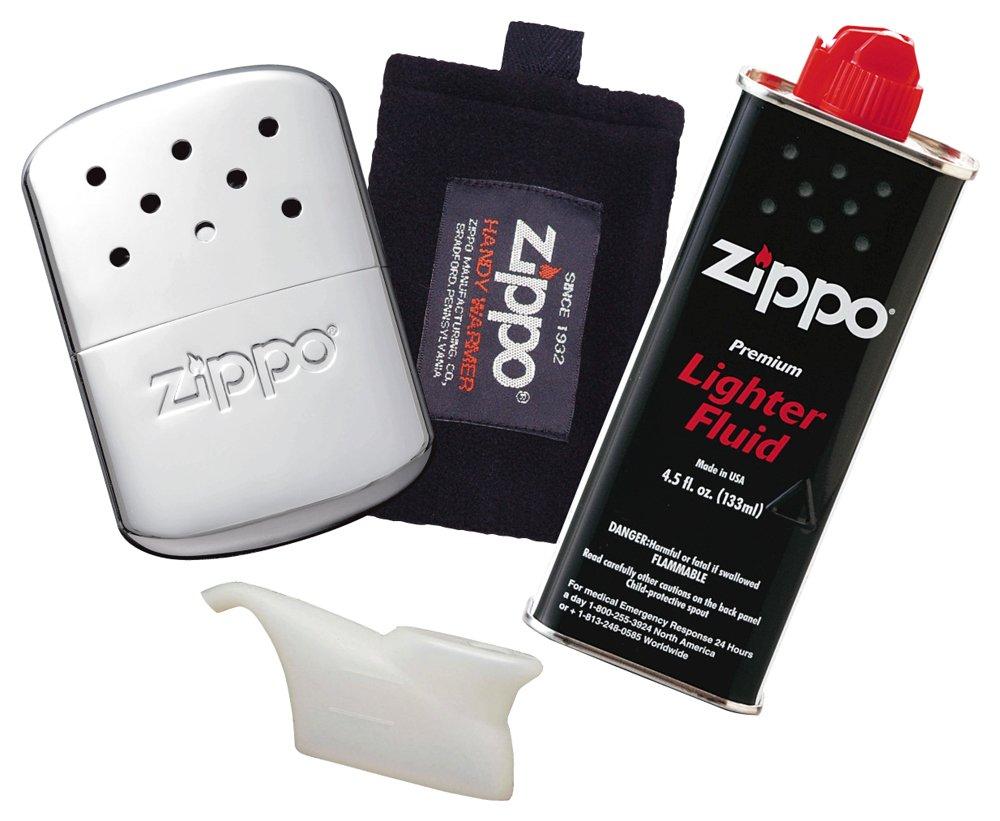 ZIPPO(ジッポー) ハンディウォーマー&オイルセット