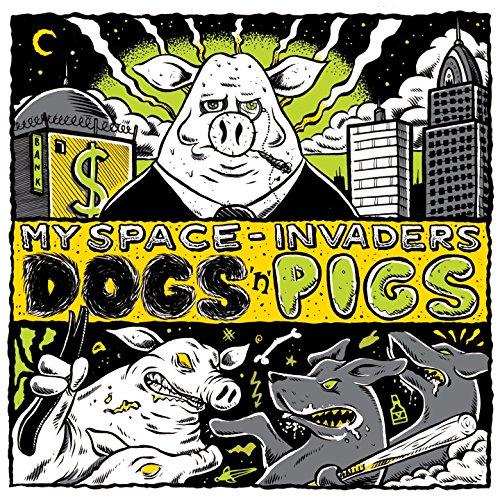 My Space Invaders - Dogs 'N' Pigs