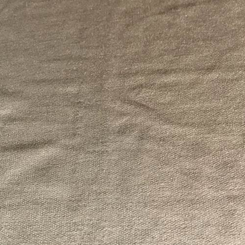 Golden Brown French Terry Knit, Fabric by The Yard