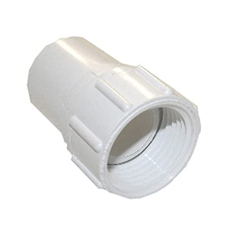 lasco pvc hose adapter with 34inch female hose and
