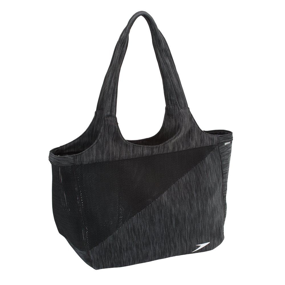 Speedo Hyla Tote, Black/Grey, One Size