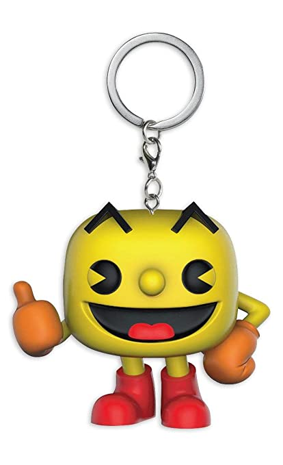 Llavero Pocket Pop! Keychain Vinyl Pac-Man: Amazon.es: Hogar