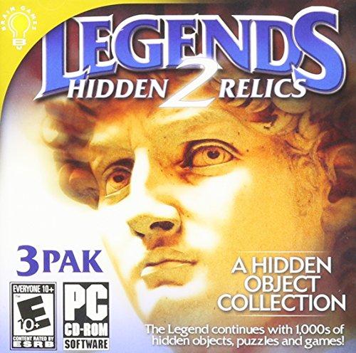 Legends 2 Hidden Relics JC