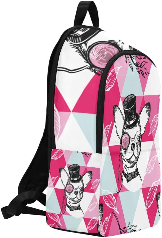 HZHENTIAN Sport Bags for Girls Creative Cool Art Stitching Painting Durable Water Resistant Classic Casual Travel Bag College Duffle Bag Bag for College Girl Hiking Sleeping Bag