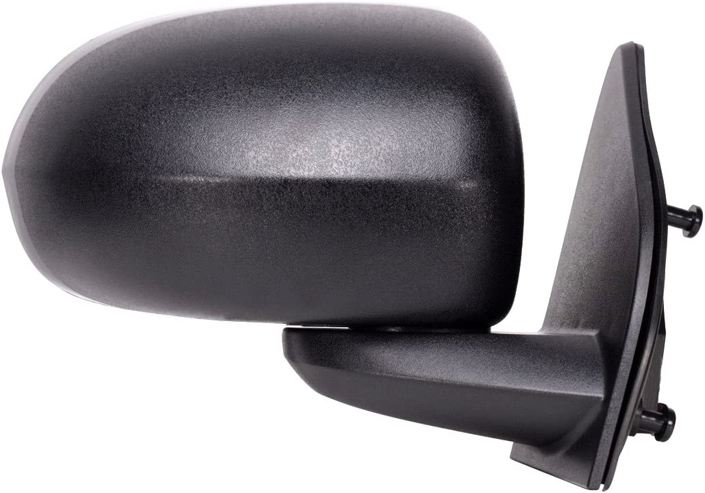 Fit System 60131C Passenger Side Replacement OE Style Manual Folding Mirror