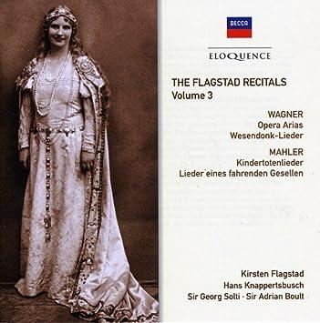Bildergebnis für Richard Wagner -Wesendonck Lieder Flagstad
