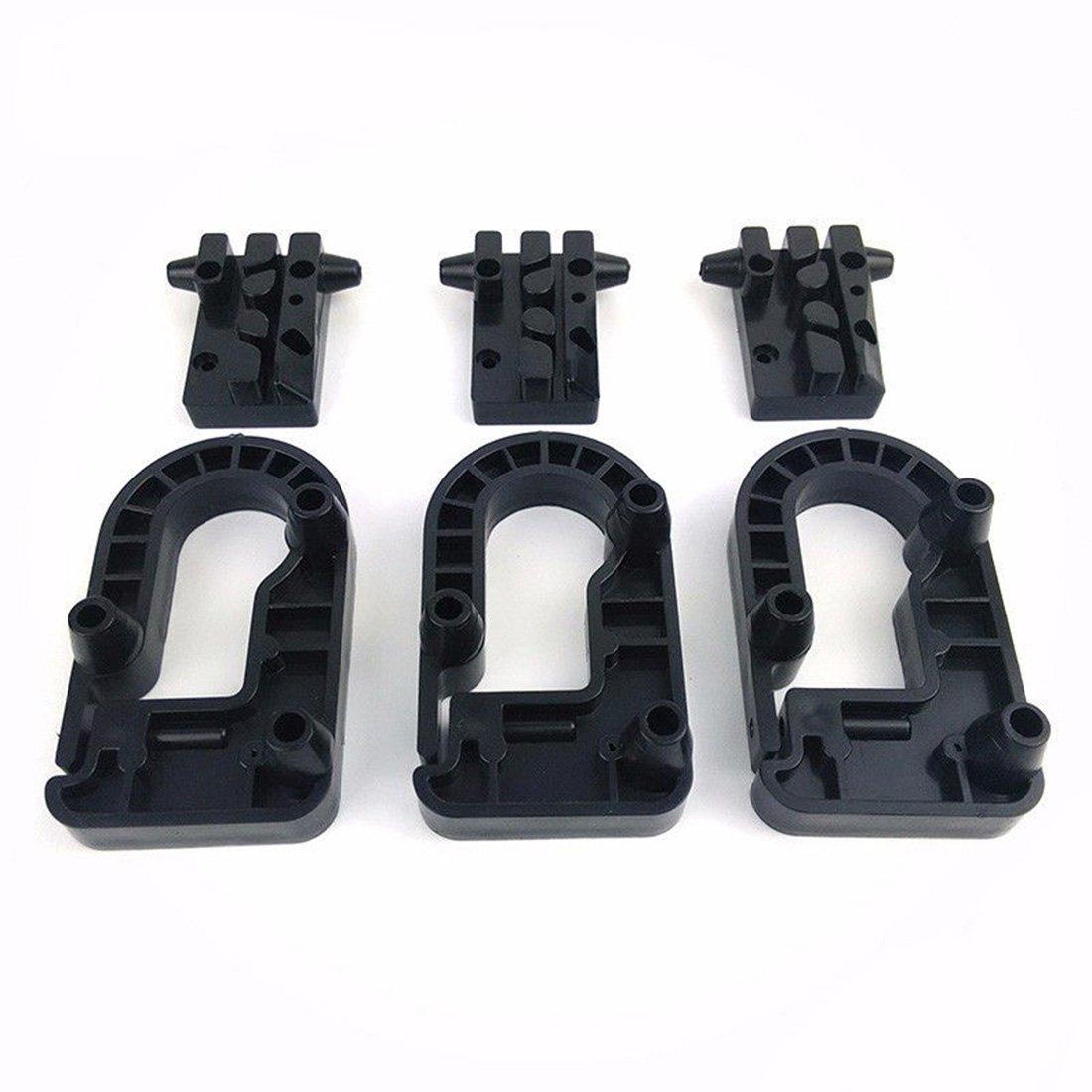 Marco Kossel Delta RepRap 3d impresora piezas de inyección de ...