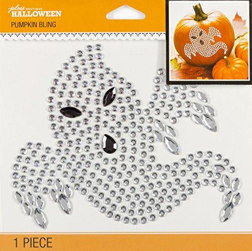 Jolee's Boutique 50-51012 Halloween Pumpkin Bling, Ghost