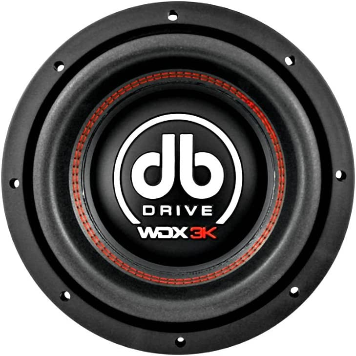 DB Drive 1500 Watts Dual 4 Ohm Voice Coil Car Audio 10 Competition Subwoofer
