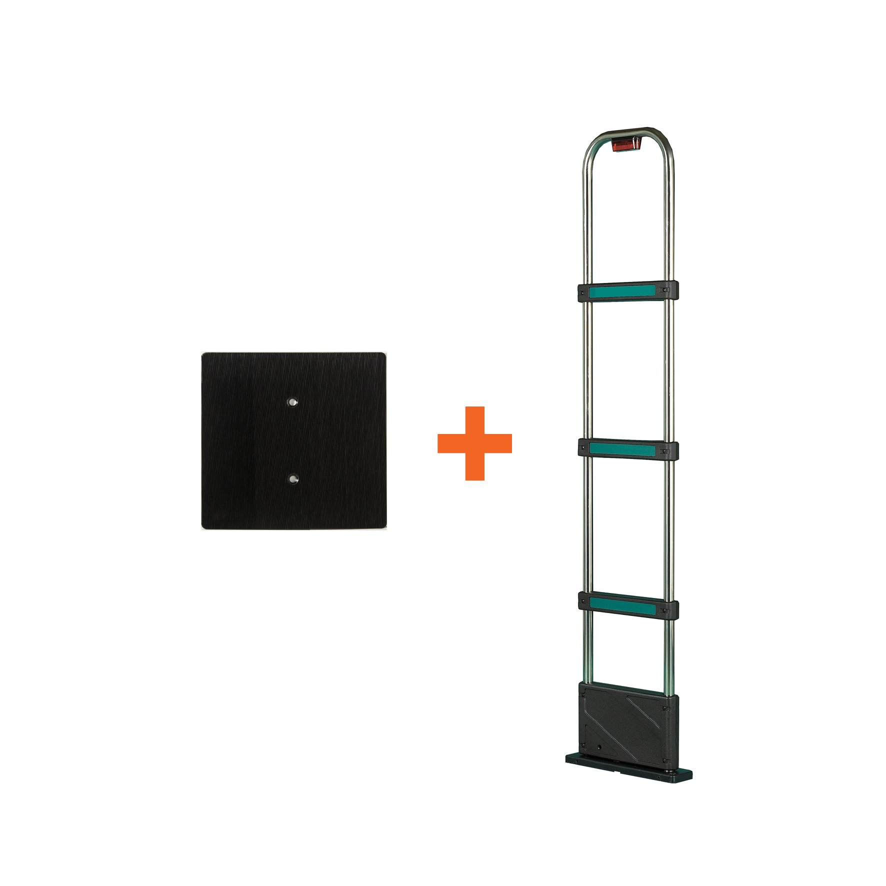 Retail Security Value Pack Including Tower + Deactivator + Soft Labels - EAS Loss Prevention - MADE IN USA by Sensornation (Image #3)