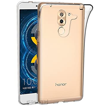 coque huawei honor 6x silicone transparent