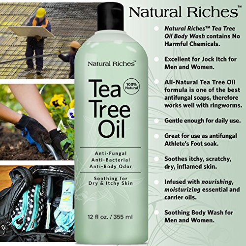 Natural Riches Tea Tree Oil Body Wash
