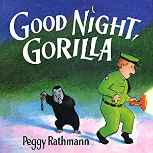 Good Night, Gorilla Audiobook