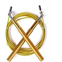 KKJLXX Rodamiento de Metal Cuerda de Saltar Cuerda