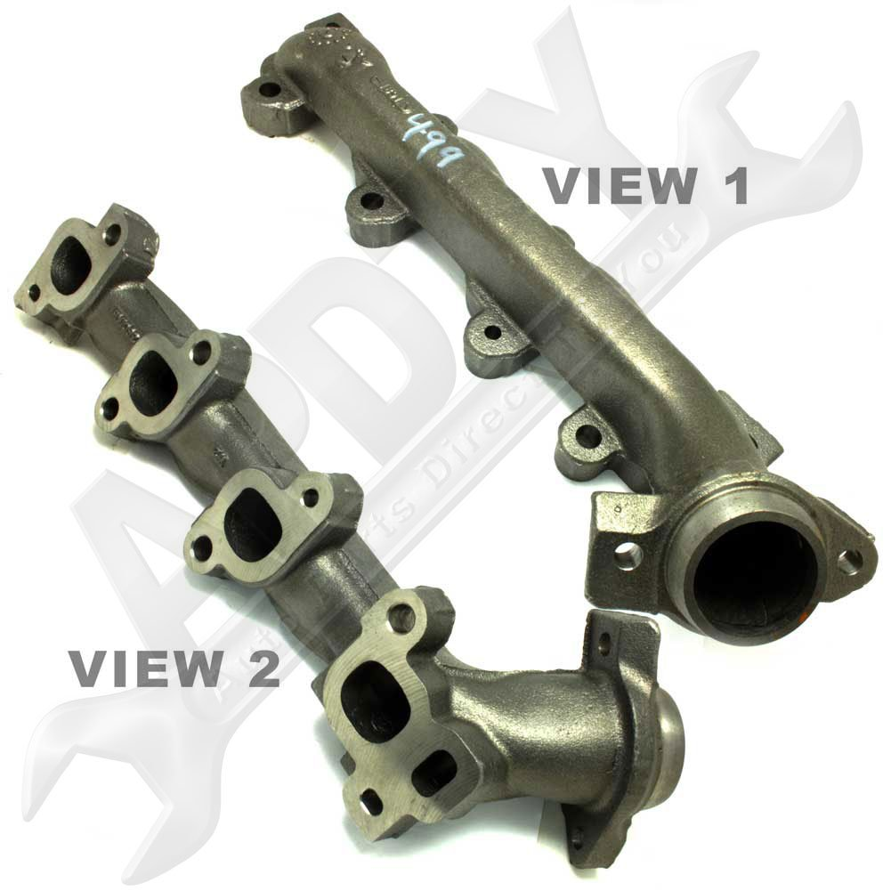 Mopar 5301 3599AB, Exhaust Manifold