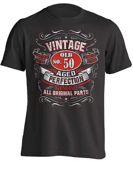 Camiseta de Regalo de cumpleaños número 50 - Nacida en 1969 ...