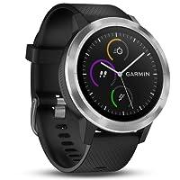 Garmin vívoactive 3 GPS-Fitness-Smartwatch - vorinstallierte Sport-Apps, GPS-Sensor, kontaktloses Bezahlen mit Garmin Pay