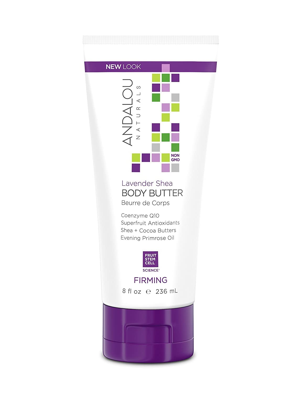 Andalou Naturals Lavender Shea Firming Body Butter, 8 fl. Oz. 067942
