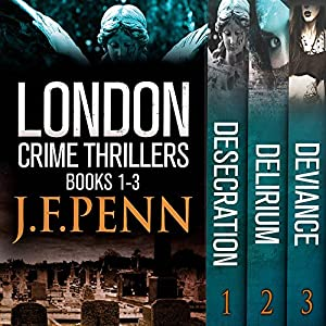 London Crime Thriller Boxset Audiobook