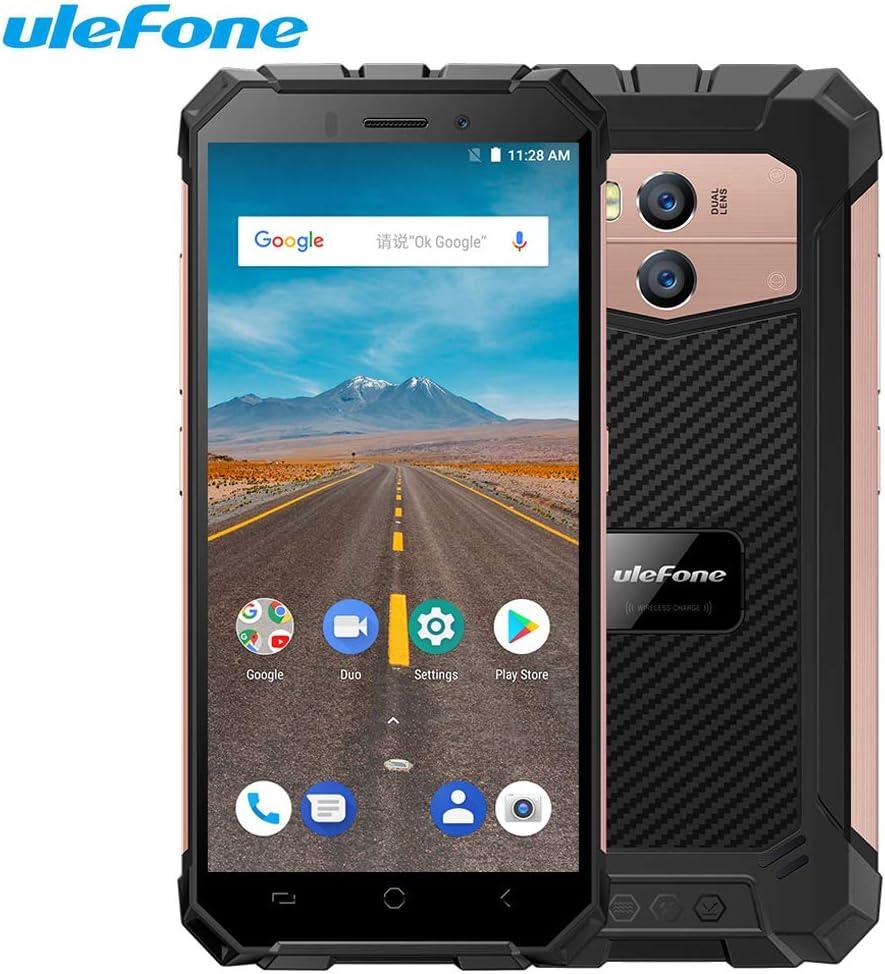 Mobile Phones Unlocked, Ulefone Armor X Waterproof IP68 Smartphone ...