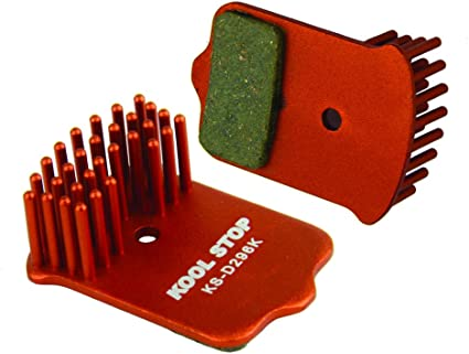 Kool-Stop Avid Elixir//Sram XX//XO Disc Brake Pads Electric Compound