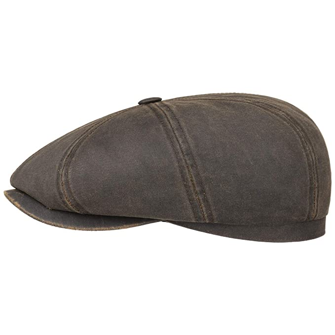 Stetson Gorra Hatteras Old Cotton Mujer Hombre  a8f58322053