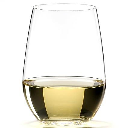 5718f6d0591 Amazon.com | Riedel O Riesling/Sauvignon Blanc Wine Tumblers, Set of 3 with  1 Bonus Glass: Wine Tasting Sets: Wine Glasses