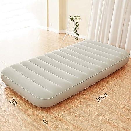 Colchón inflable de lujo cama Heightening engrosamiento ...