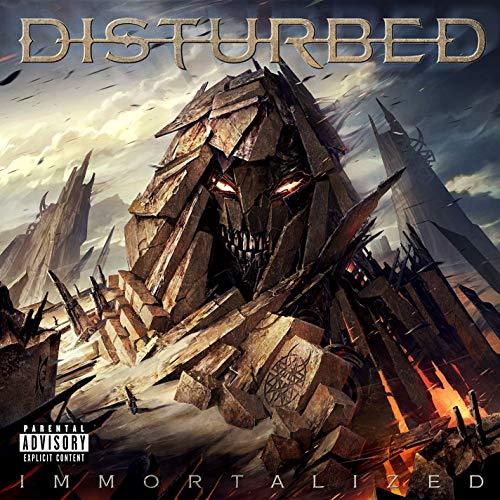 Disturbed - Immortalized [Disco de Vinil]