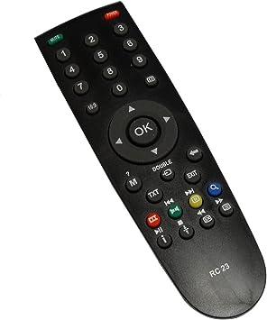 AERZETIX - DIS137 Mando a Distancia para televisor Compatible con GRUNDIG RC-YC1 C3180: Amazon.es: Electrónica