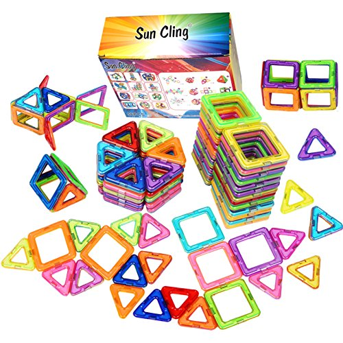 Sun Cling Triangle Construction Educational product image