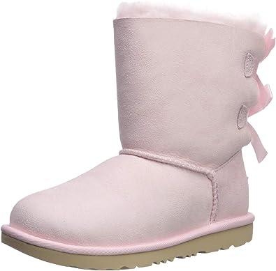 UGG Girls' K Bailey Bow II Fashion Boot