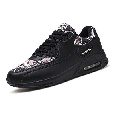New Zapatillas para Hombres/Mujeres 2018 Personalidad Moda Confort Correr Zapatos Deportivos Amantes Antideslizantes/Resistentes al Desgaste Zapatos ...