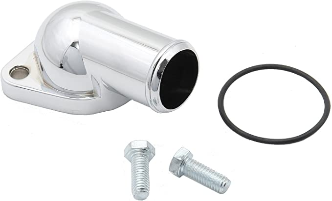 Engine Coolant Thermostat Housing-Water Neck Mr Gasket 2557
