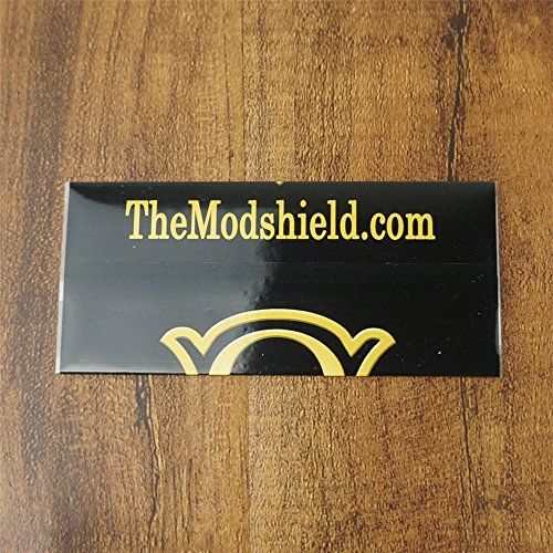ModShield Pre-Cut Battery Wraps 20700 Heat Shrink Wrap Cover Protective Sleeve (12 Pack)