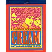 cream live at the royal albert hall 2005 blu ray cream movies tv. Black Bedroom Furniture Sets. Home Design Ideas