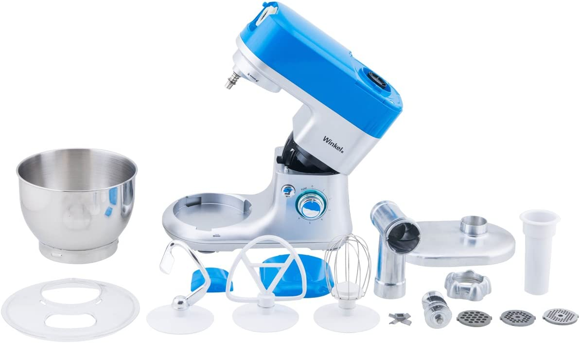 Winkel RX80 Robot P/étrin Multifonctions Bleu